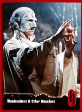 HAMMER HORROR - Series One - Card #49 - PLAGUE OF THE ZOMBIES