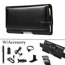 For Samsung Galaxy A50 A30 A20 A10e A20e Horizontal Leather Pouch Case Cover