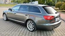 Audi A6 C6 4F Avant Facelift Heckdiffusor S-Line Look