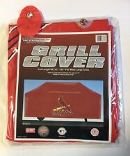 St. Louis Cardinals Economy Team Logo BBQ Gas Propane Grill Cover - NEW