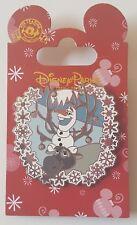 Disney Sven Y Olaf Pin De Frozen