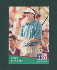 1991 PRO SET #171 PETER JACOBSEN (NM-MT OR BETTER)