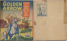 MIGHTY MIDGET COMICS GOLDEN ARROW 11 1942 FAWCETT RARE MINI VG SAMUEL LOWE CO.