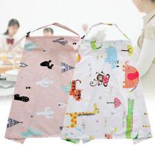 Breastfeeding Nursing Scarf Cover Baby Feeding Baby Mum Udder Apron Shawl Cotton