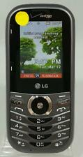 LG Cosmos 3 VN251S Verizon PrePaid Cellphone Slider QWERTY Phone GRAY GREAT