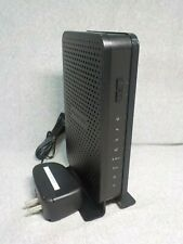 NETGEAR C3700 N600 Wireless WiFi Docsis 3.0 Cable Modem Router