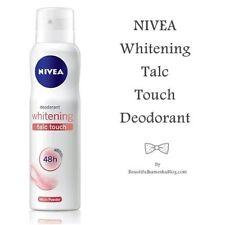 NIVEA Whitening Talc Touch Deodorant For Women 150 ml Free Shipping