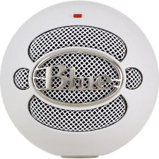 BLUE MICROPHONES Snowball USB Microphone - Textured White
