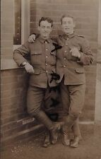 WW1 soldier group includes Percy Gilder or Gilders 1919