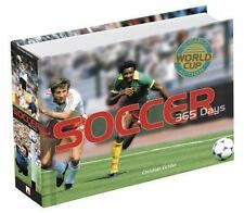 Soccer: 365 Days-ExLibrary