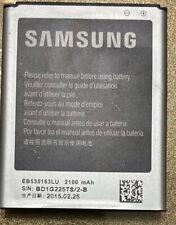 USED OEM Genuine EB535163LU 2100mAh Battery for Samsung Grand DUOS i9082