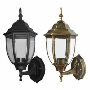 Outdoor Wall Light Fixture Exterior Lighting Lantern Lamp Porch Patio Sconce