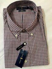 Ralph Lauren Polo Camisa XXL Slim Fit Stretch, Para Hombre