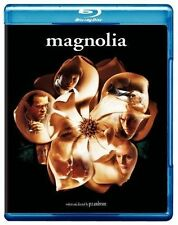 Blu Ray MAGNOLIA. Tom Cruise. UK compatible. New sealed.