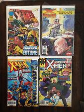 Marvel UNCANNY X-MEN ANNUAL 96 97 2000 #1 (2006 Wedding) #3 (2011) FLASHBACK -1