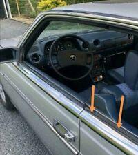 Mercedes Benz W123 C123 Coupé C CE CD Abdichtschiene Seitenfenster Windows Scrap