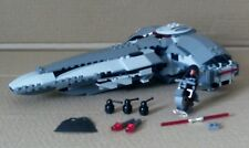 Lego star wars modèle 7663 Darth Maul Sith infiltrator 100% complet avec figurines