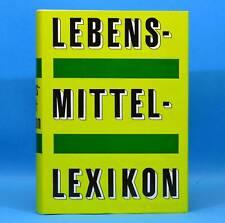 Lebensmittellexikon   Autorenkollektiv   Fachbuchverlag DDR 1980