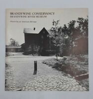 BRANDYWINE CONSERVANCY - Brandywine River Museum Vintage Souvenir History Book