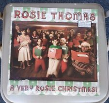 Rosie Thomas A Very Rosie Christmas NEW SEALED vinyl LP + bonus track