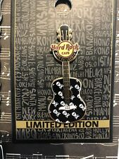 Hard Rock Cafe Playa Del Carmen Skull Guitar