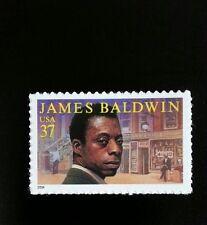 2004 37c James Baldwin, American Novelist Scott 3871 Mint F/VF NH