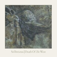 SOL INVICTUS Death of the West [+bonus] CD Digipack 2012 LTD.700