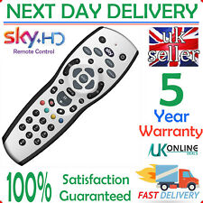 100% BRAND NEW GENUINE SKY+ PLUS HD REV 9 TV REPLACEMENT STANDARD REMOTE CONTROL