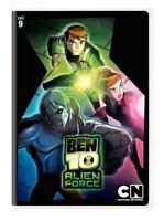 Ben 10: Alien Force: Volume 9 [New DVD] Full Frame, Eco Amaray Case