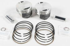 WISECO V-TWIN PISTON KIT 1340 EVO BIG TWIN 8.5:1 COMP K1640 MC Harley-Davidson