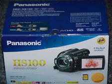 Panasonic HDC hs100 * 60 GB * Camcorder-Nero dal rivenditore