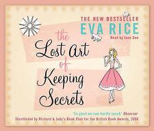 Eva Rice - The Lost Art of Keeping Secrets (CD-Audio) . FREE UK P+P ............