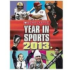 Scholastic Year in Sports 2013, Buckley Jr., James, Good Book