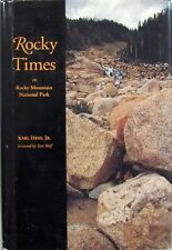 ROCKY TIMES IN ROCKY MOUNTAIN NATIONAL PARK - KARL HESS JR.