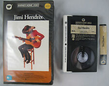RARE BETAMAX Beta Max A Film About Jimi Hendrix 1973 Rockumentary Movie Color