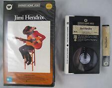 RARE BETAMAX Beta Max A Film About Jimi Hendrix 1973 Rockumentary Movie Color