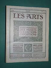 Les Arts revue mensuelle n° 92 1909 La Collection de M. PIET-LATAUDRIE