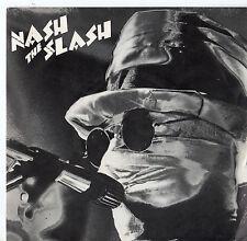 "Nash The Slash - Dead Man's Curve 7"" Single 1981"