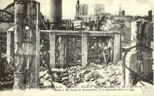 cpa 14-18 REIMS 780 ruine usine margolin trois raisinet