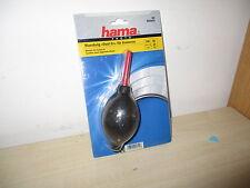 BLOWER FOR CAMERAS / Soplador de limpieza de cepillo Para Cámaras, Sensores, Len