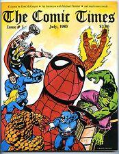 COMIC TIMES #1 - Star Wars - Spider-Man