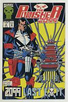 Punisher 2099 #3 (Apr 1993, Marvel) Pat Mills, Tony Skinner, Tom Morgan v