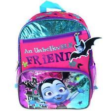 """Vampirina 14"""" Medium Girls Backpack School Bag"""