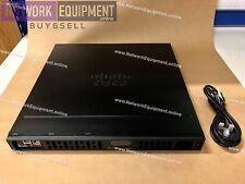 🔥 Cisco ISR4331-AXV/K9 + FL-4330 - PERF-K9 licenza isr4331-VSEC/k9 isr4331-v/k9 2