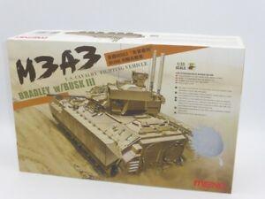Meng M3A3 U.S. Cavalry Fighting Vehicle Bradley Busk III 1:35 Scale SS-006