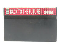 Back To The Future 2 Sega Master System Cartridge Only PAL