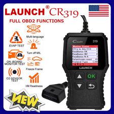 OBD2 Code Reader Car Engine Fault MIL Turn Off O2 Sensor EVAP Test DIYer Scanner