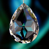 Clear Crystal Ball Suncatcher Prisms Pendant Rainbow Hanging Wedding Decor