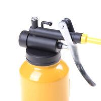 HVLP Lack Spritzpistole Ölpumpe Dosen Schlauch Fett Airbrush Werkzeugmaschine^