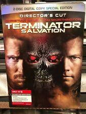 Terminator Salvation Director's Cut 2 Disc Set
